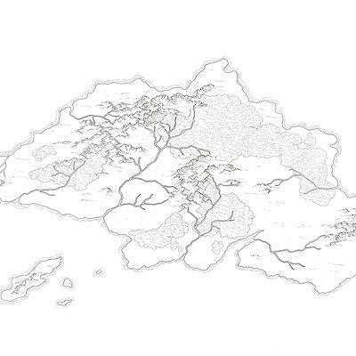 Ben milton northeast continent large