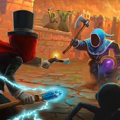 Pontus olofsson gamemode duel