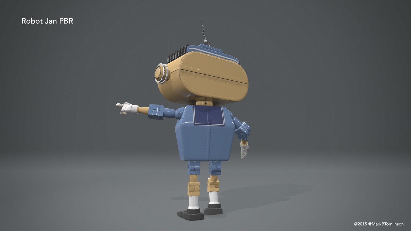 Robot Jan