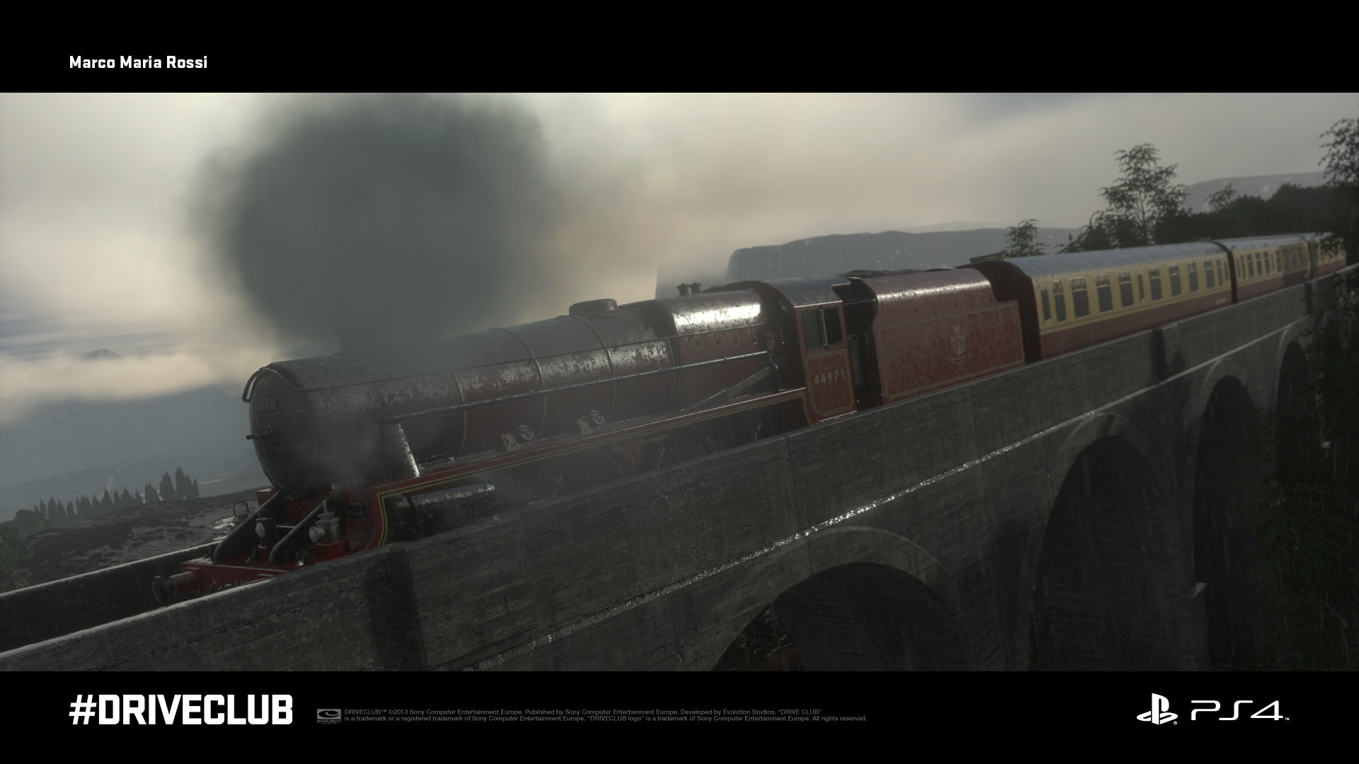Marco maria rossi game renders train 02