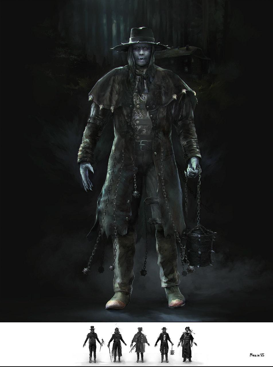 Sergey musin vampire concept106