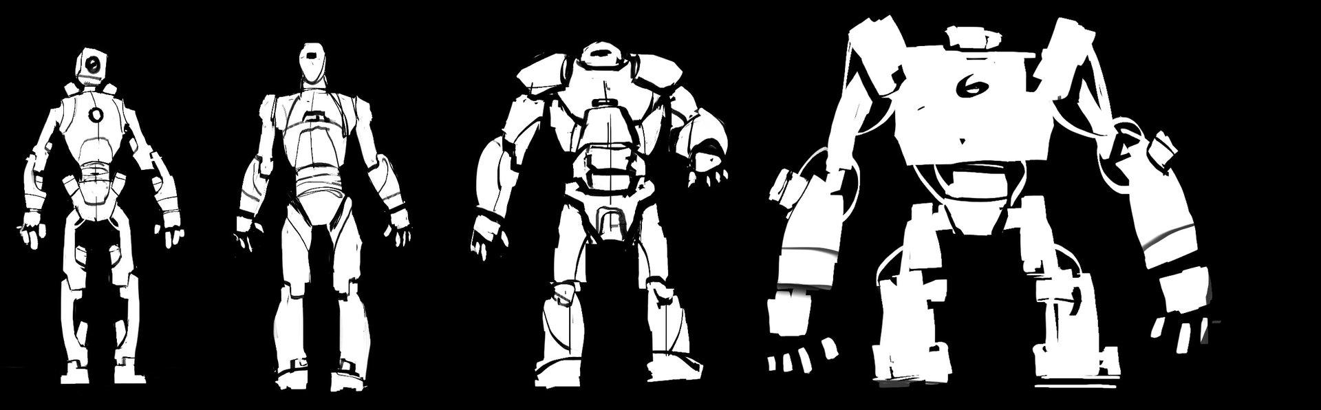 Sviatoslav gerasimchuk robots classes