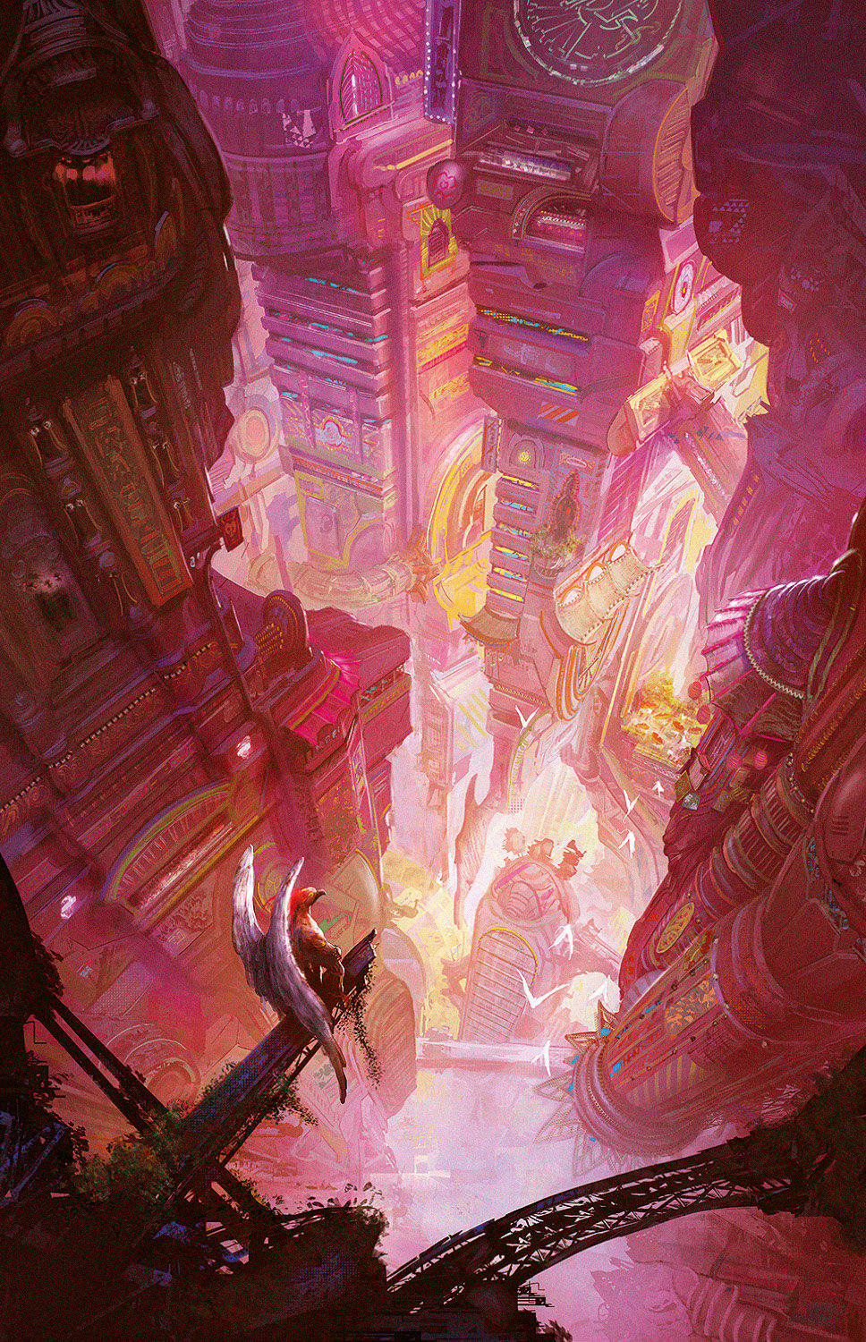 Marc simonetti quatre wul web end