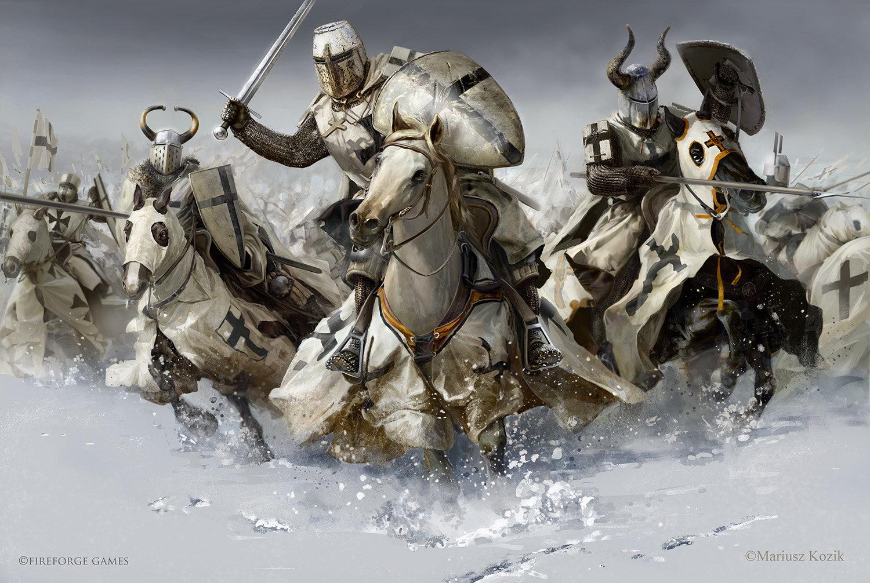 Mariusz kozik rycerze zakonu krzyzackiego
