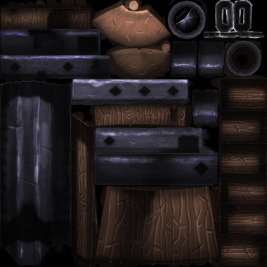Tobias koepp tobiaskoepp texture stairs
