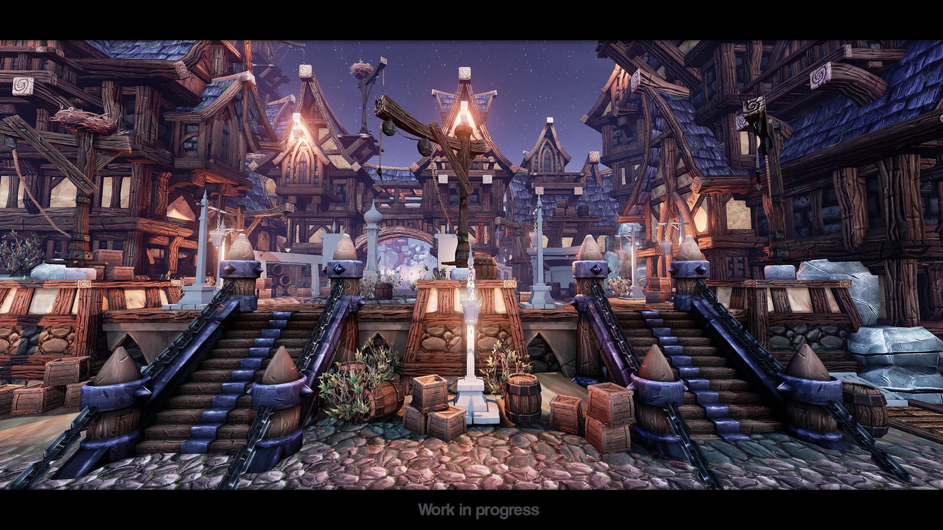 Tobias koepp tobiaskoepp stairs wip