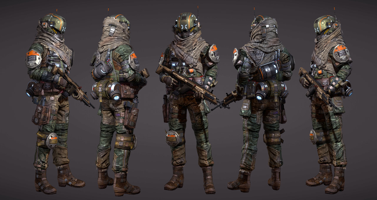 changgon shin titanfall militia
