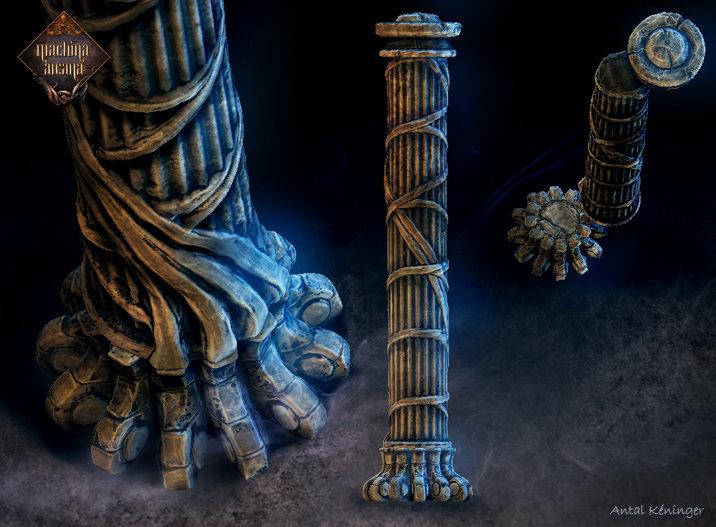 Concept of columns