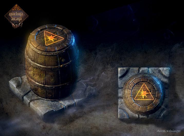 Concept of barrel
