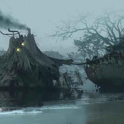 Rostislav zagornov swamphouse