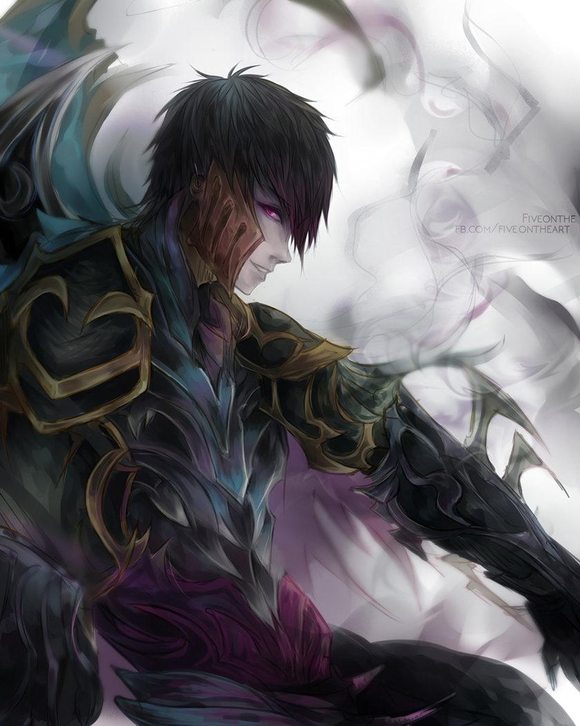 Unmasked Zed II