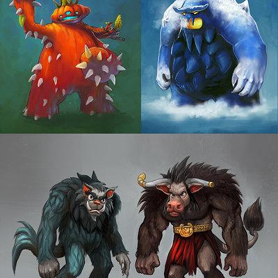 Pontus olofsson pvm monsters