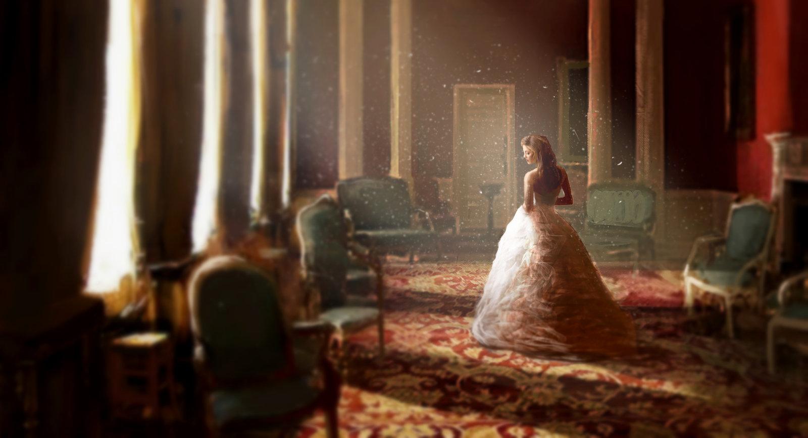 The Royal Dress