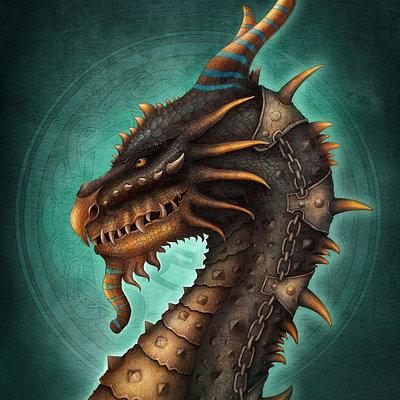 Aishwaary anant egyptian dragon