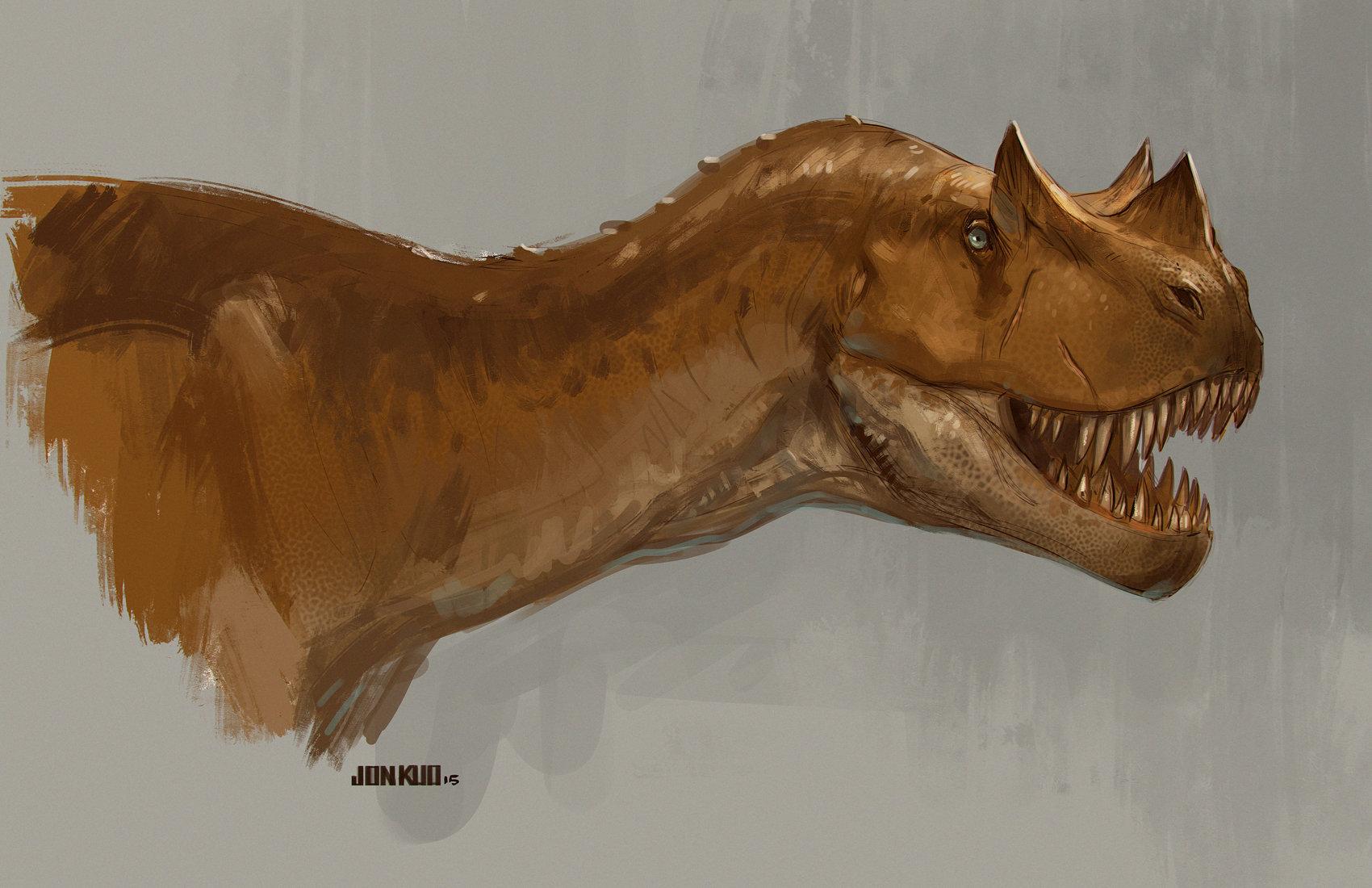 Jonathan kuo ceratosaurus1