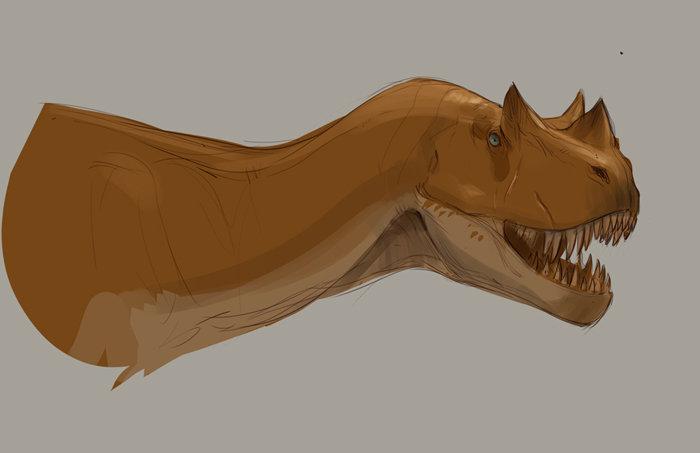 Jonathan kuo ceratosaurus low2