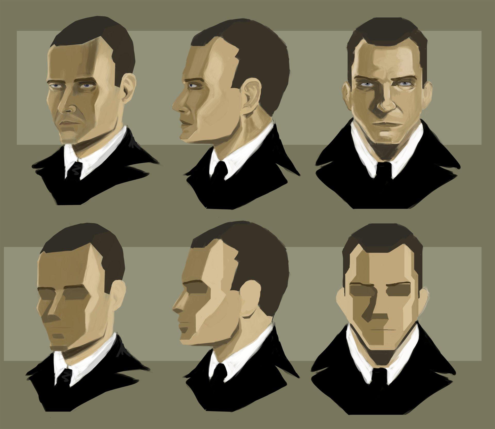 Julien Mekil Stylized Character Design