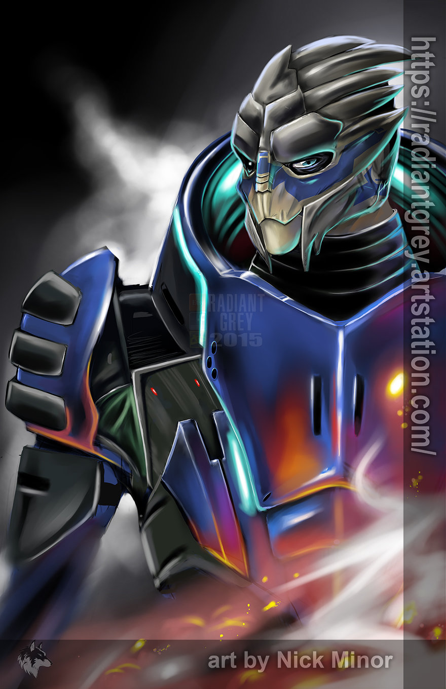 Nick minor garrus