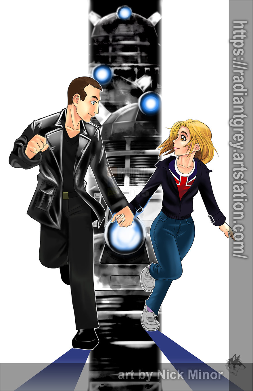 Nick minor ninth doctor