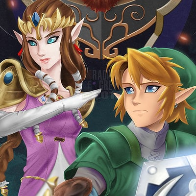 Nick minor zelda trio