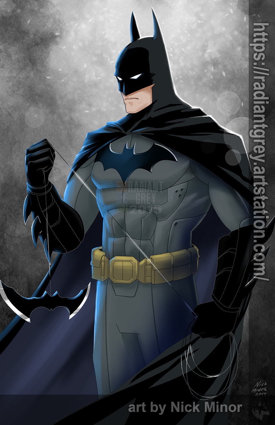 Nick minor batman