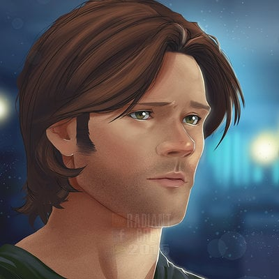 Nick minor sam winchester copy
