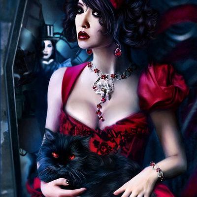 Katarina sokolova latanska dark mirror