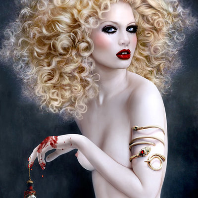 Katarina sokolova latanska blonde ambitions
