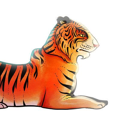 Ena lorenzo tiger