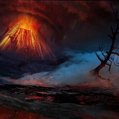Daniel clasquin vulcano