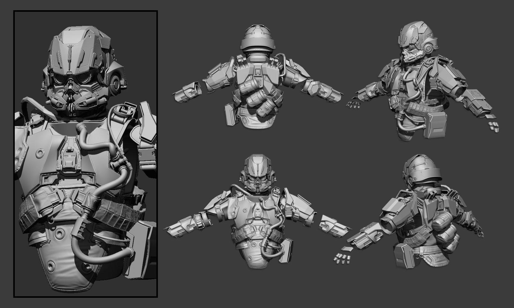 Rudy massar 1 helghast trooper 4