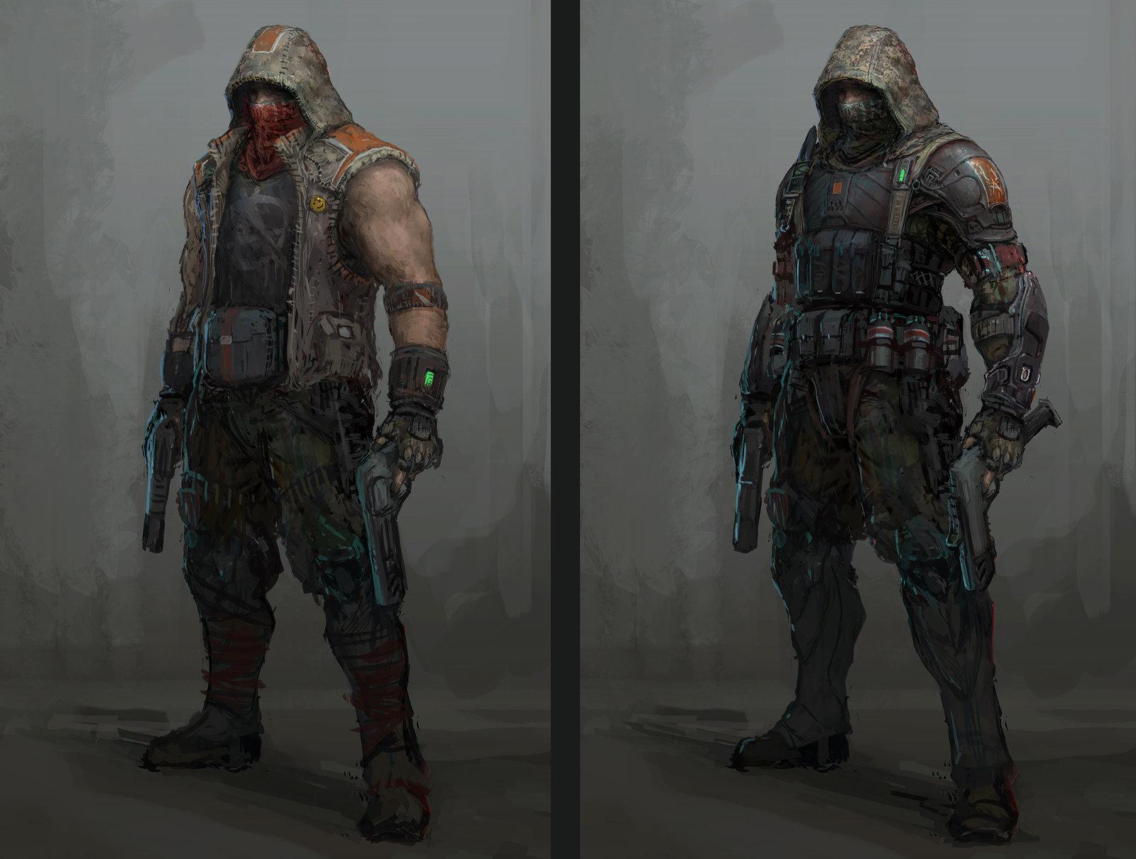 Reaper Infiltrator