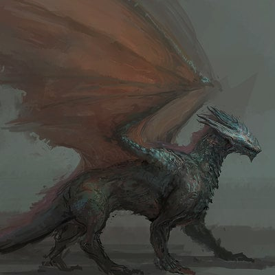 Muyoung kim kow dragon concept 2