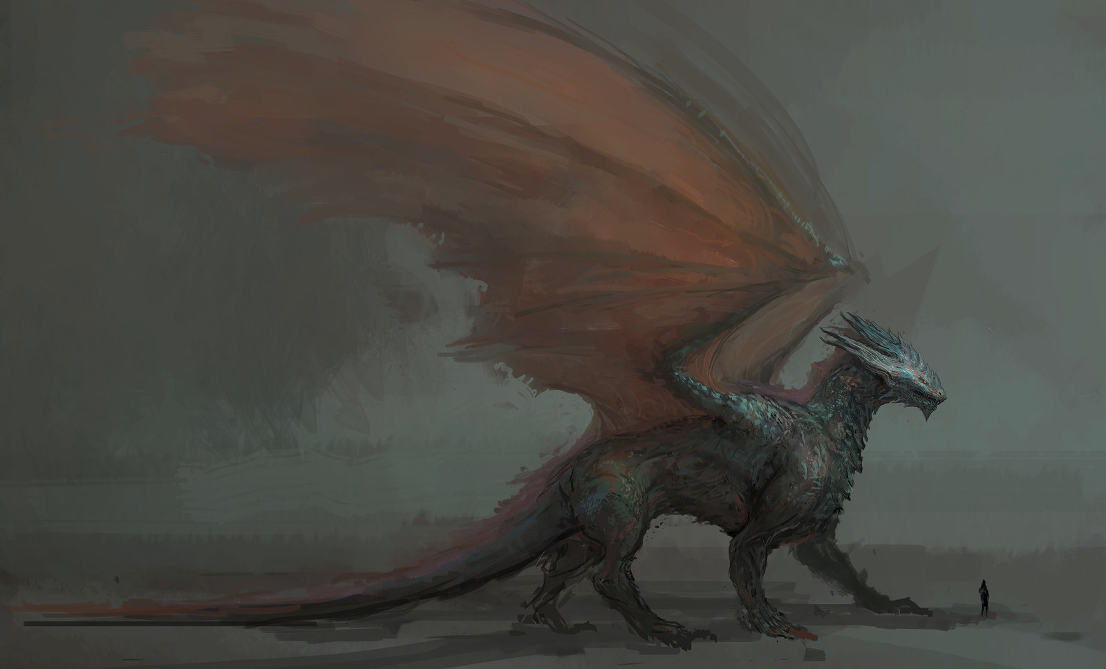 Winged Dragon