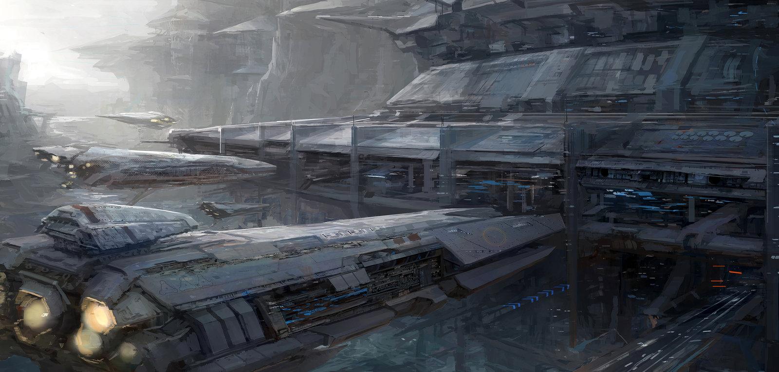 Port Planetside