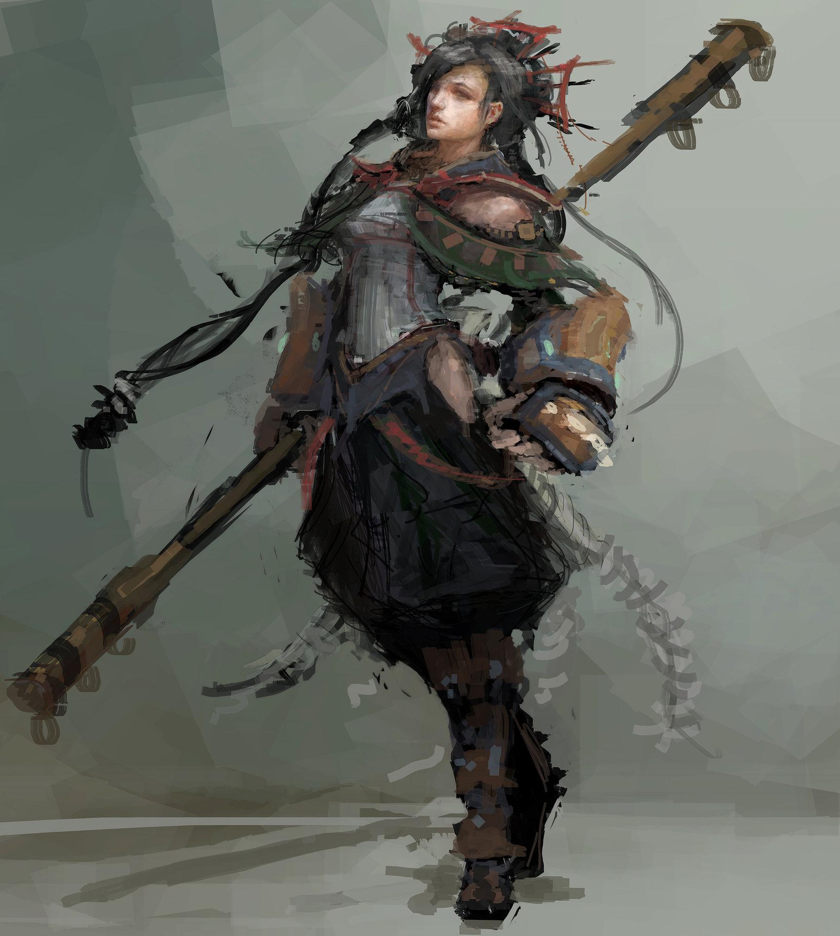 Muyoung kim the magitech girl