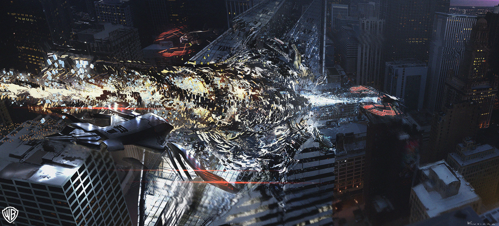 Maciej kuciara env earth wraith chase v21 130126
