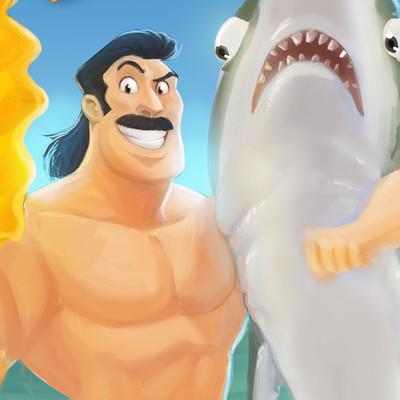 Guilherme gusmao de freitas shark revista