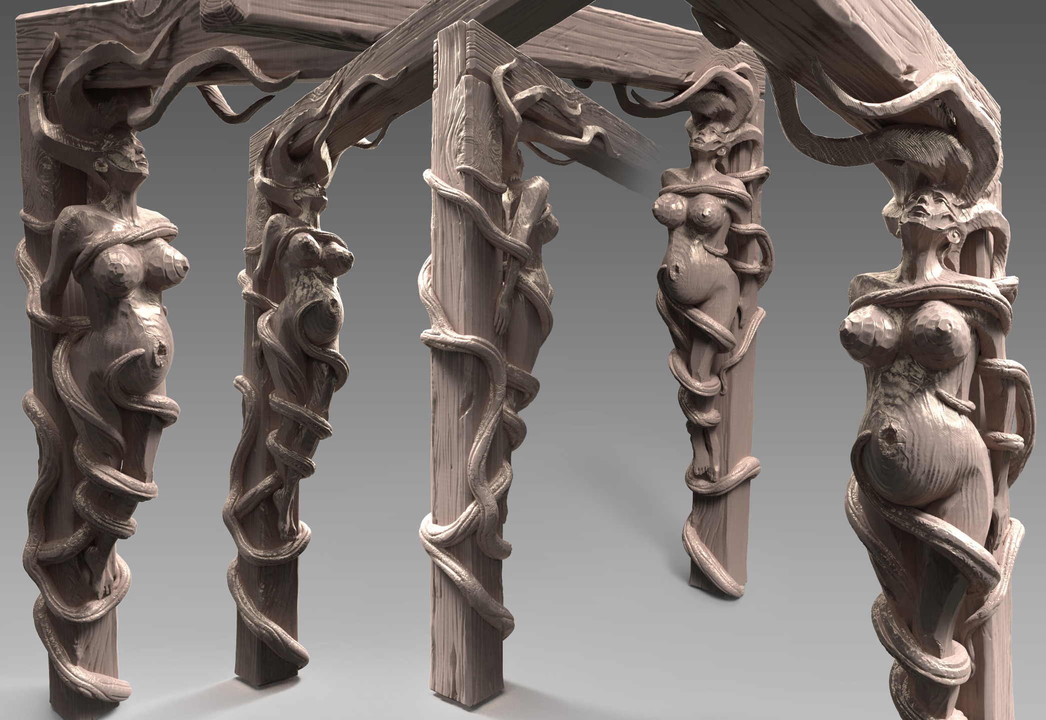 Sculpt Renders