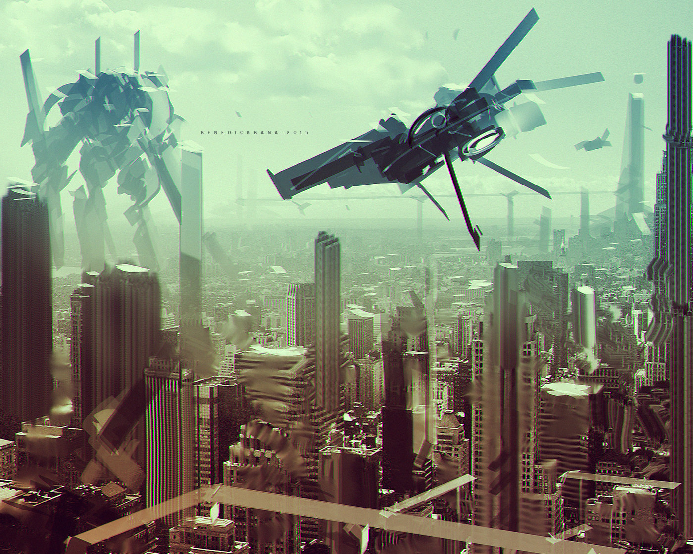 Benedick bana guardian city lores