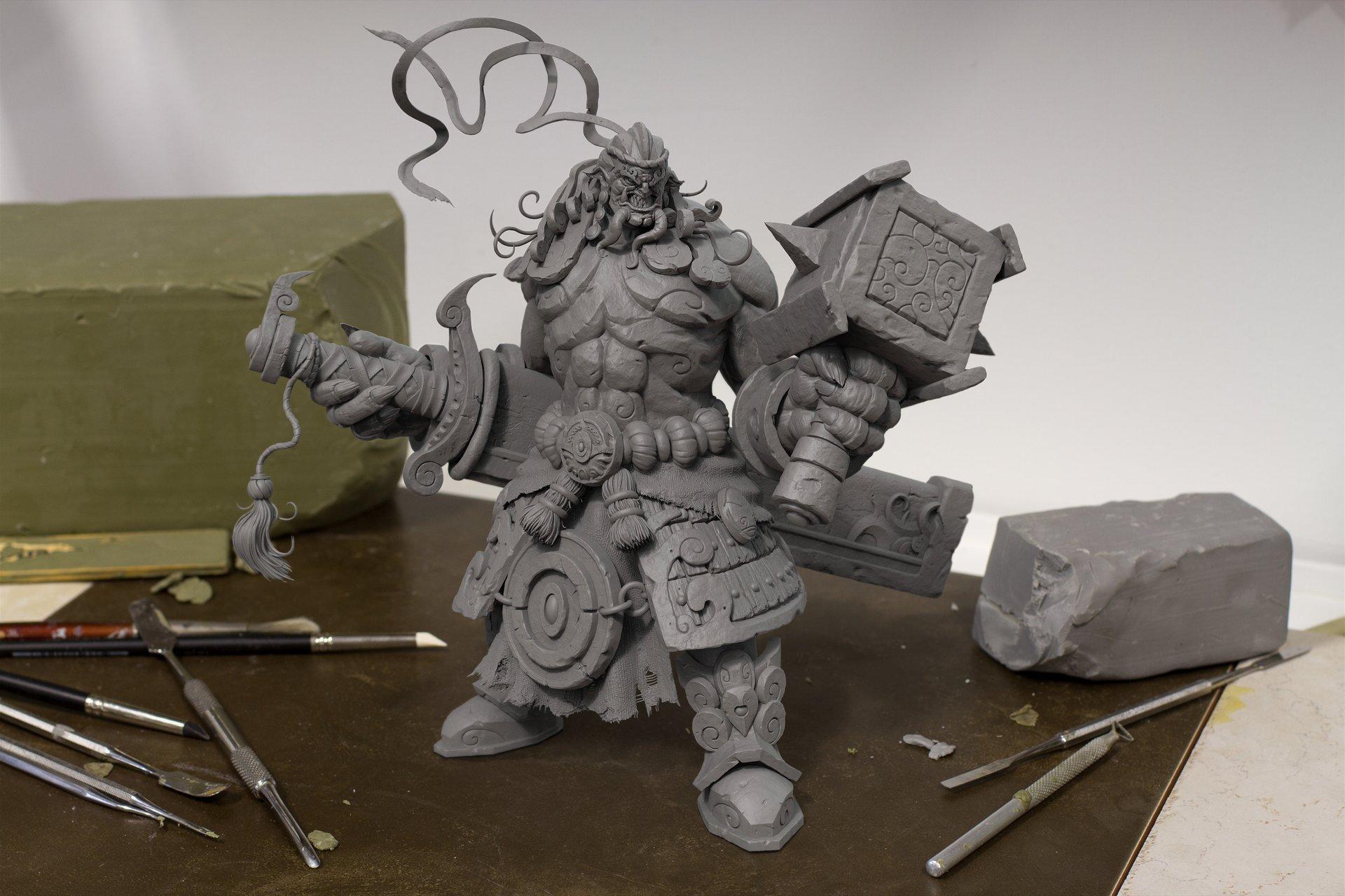 Character Design Art Station : Artstation world of warcraft fan art kieran mckay