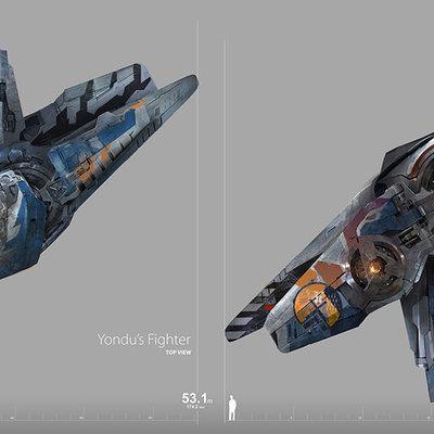 Atomhawk design gotg yondufighter