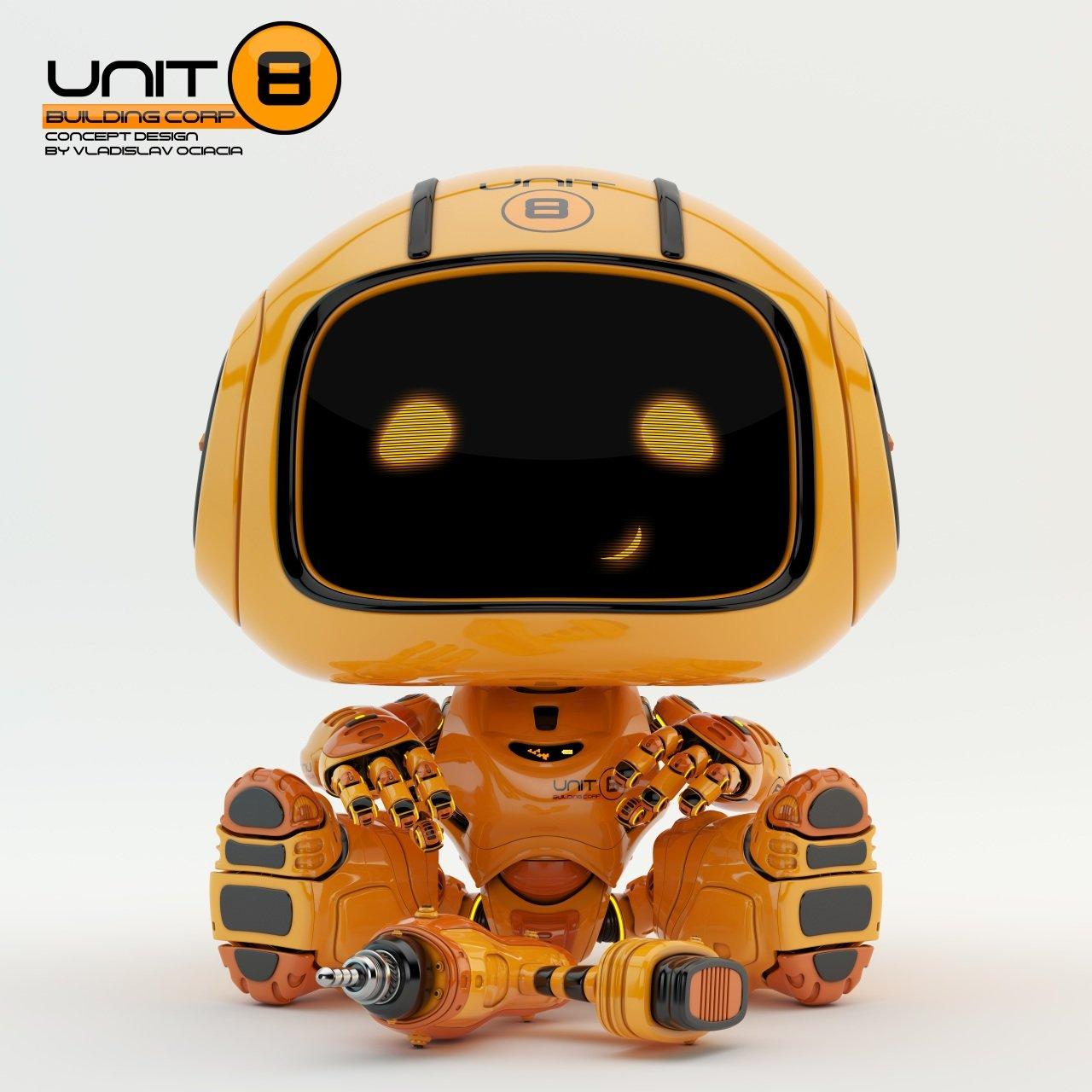 Vladislav ociacia team robot 7