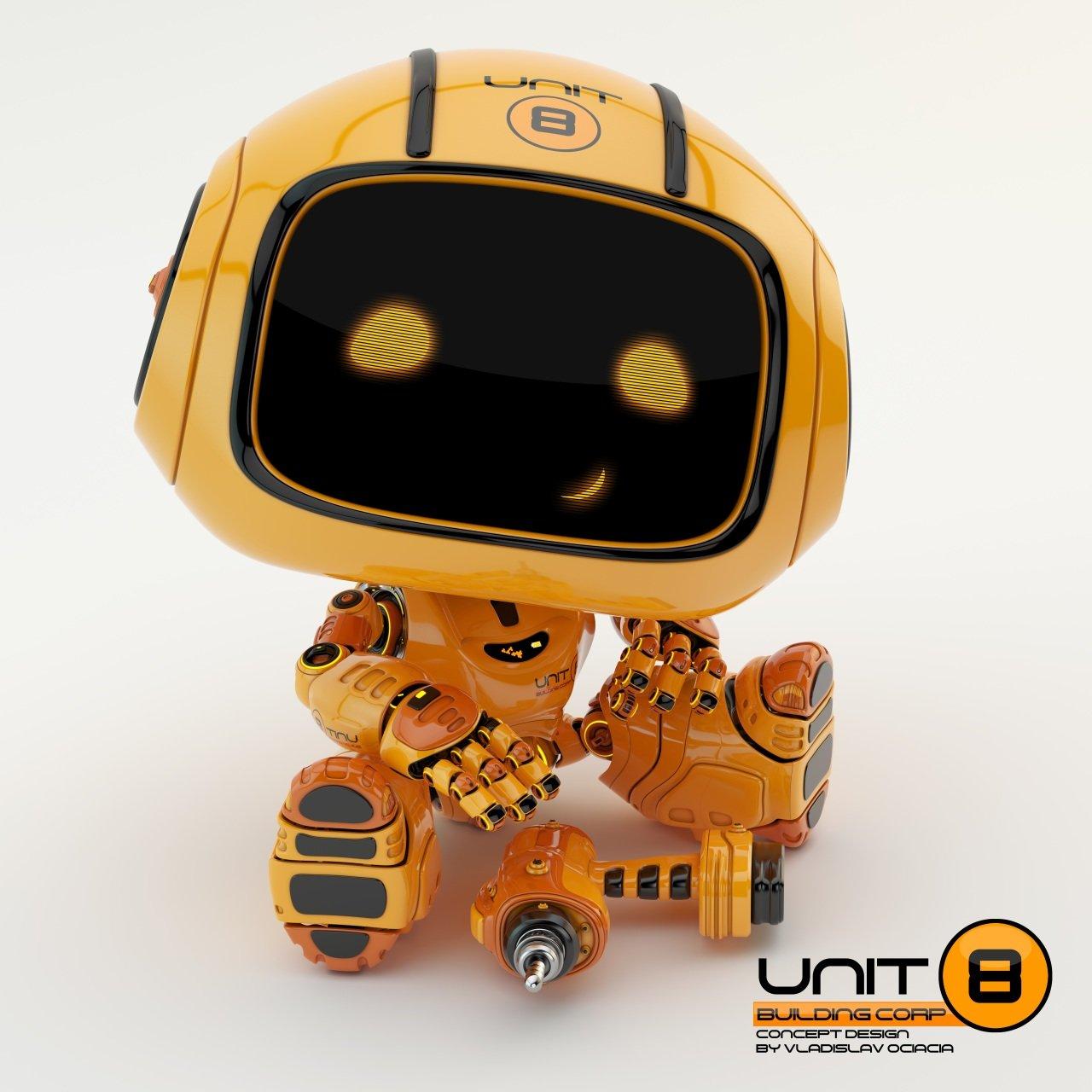 Vladislav ociacia team robot 14