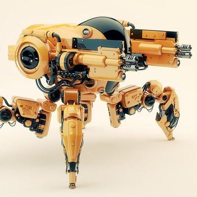 Vladislav ociacia robot spider 4