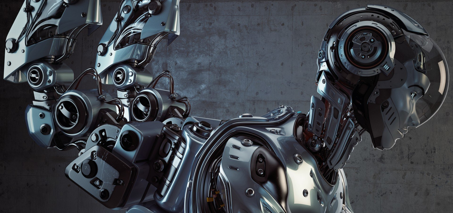 Vladislav ociacia chameleon robot hand 3