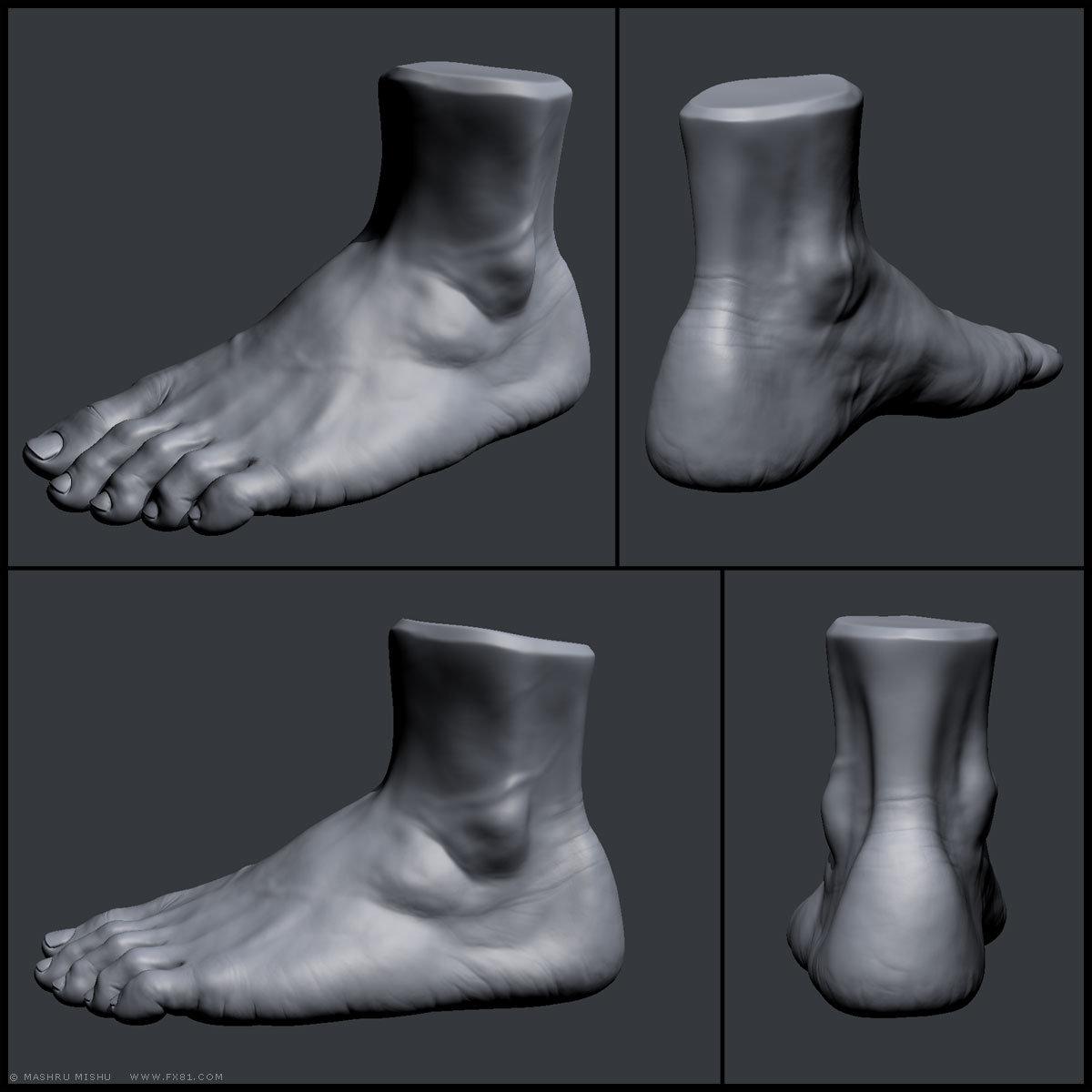 Mashru mishu study feet
