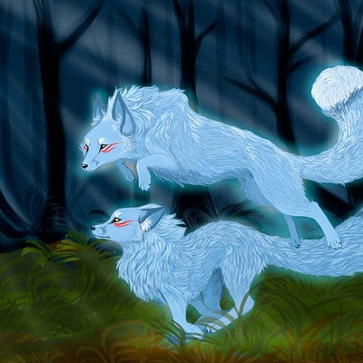 Alba aragon kitsune2