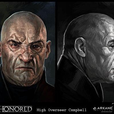Cedric peyravernay overseer