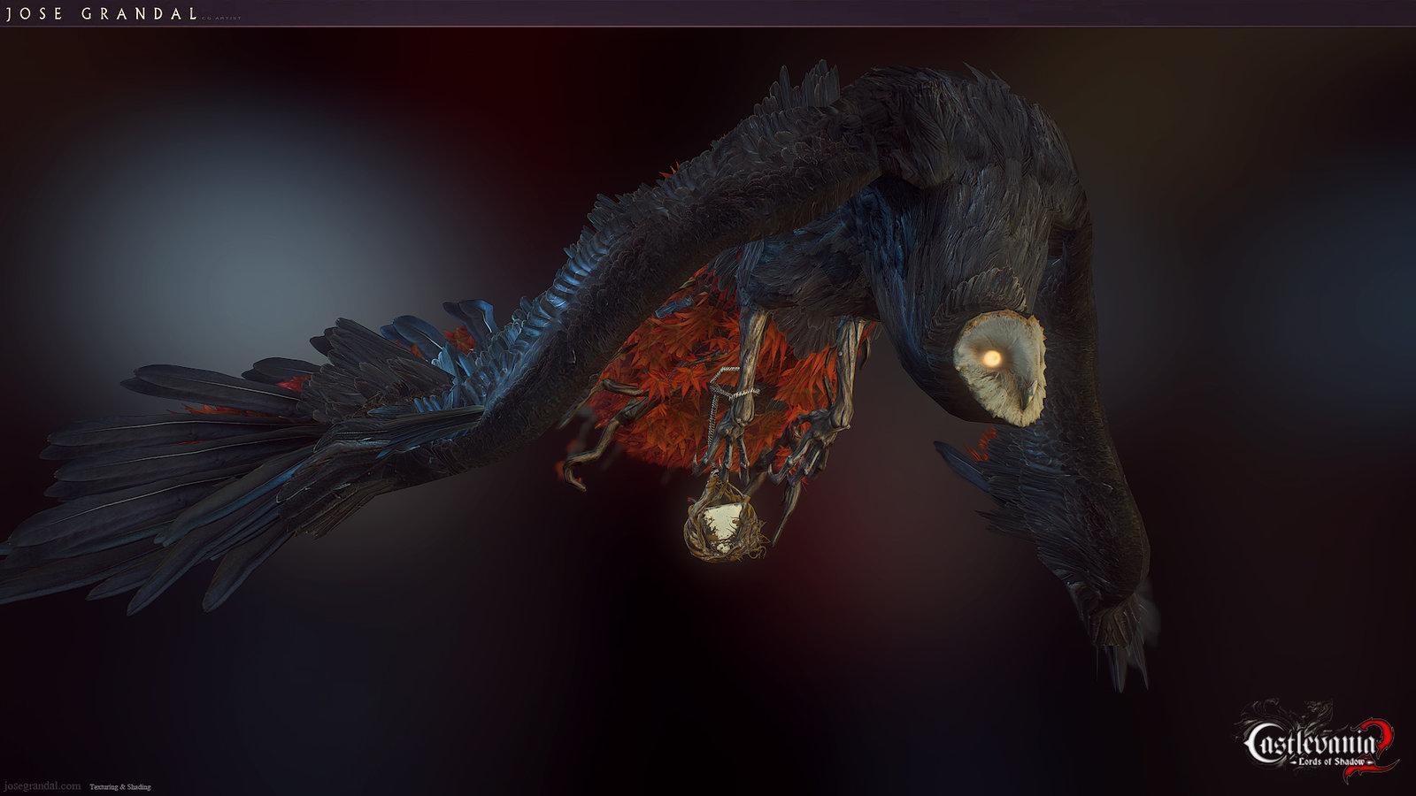 Castlevania: Lords of Shadow 2. Dark Owl